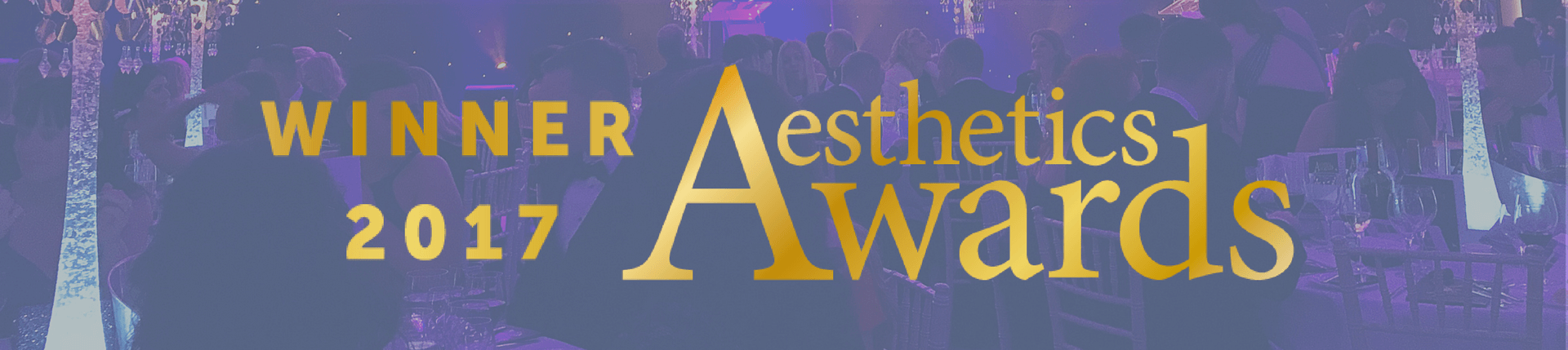 Aesthetic awards 2017